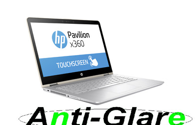 """Anti-Glare Screen Protector Filter for 14.0"""" HP Pavilion x360 Convertible Laptop"""