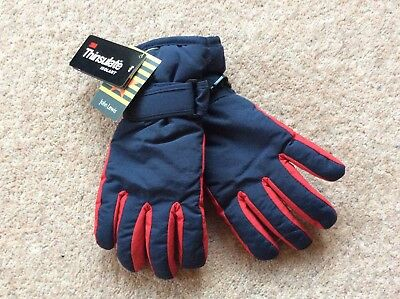John Lewis Thinsulate Gloves BNWT Age 6-8 Years