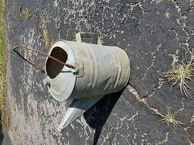 Vintage Antique Galvanized Watering Can Maysville Kentucky