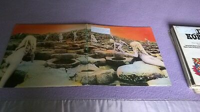 LED ZEPPELIN, HOUSES OF THE HOLYOriginal LP. Very Rare & In Good Used Condition.