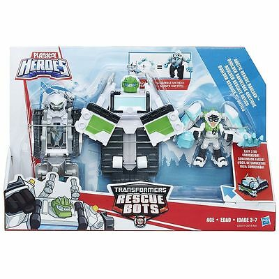 Playskool Heroes Transformers Rescue Bots Arctic Rescue Boulder BRAND NEW IN BOX
