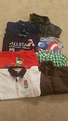 Boys clothes aged 7-8 in great condition.