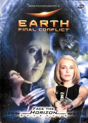 Earth Final Conflict Season 5 Face The Horizon Six Disc Set Dvd Factory Sealed