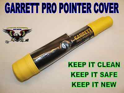 Cover  To Fit The Garrett Pro Pointer Mk1 (Yel)