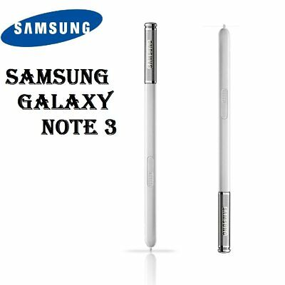 Original OEM Touch Stylus S Pen Replacement For Samsung Galaxy Note 3 White