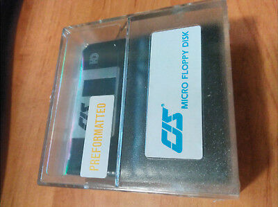 """NEW 10x MF 2HD MICRO Floppy Disk 3.5"""" 1.44MB Preformatted"""