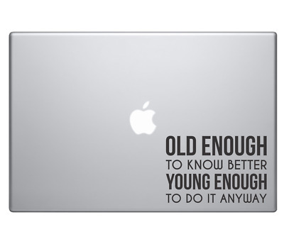 """Inspirational Macbook Sticker Decal Skin Cover for Apple Macbook Air Pro 13"""" 15"""""""