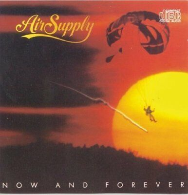 AIR SUPPLY-NOW AND FOREVER-JAPAN CD Ltd/Ed