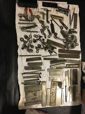 Nice Miscellaneous Machinist Lot - Parallel Bars - Too Much To List!!!