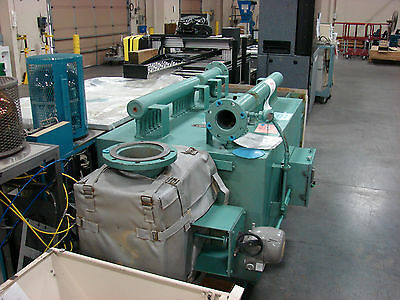 Cain Industries Exhaust Heat Recovery Unit 318 SQ FT Heat Exchanger Never Used
