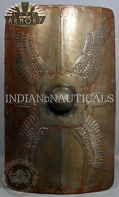 "Functional Roman Medieval 36"" Armour Antique Shield Costume"