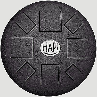 Hapi Drum Slim Handpan tankdrum incl. Bag & Schlegel