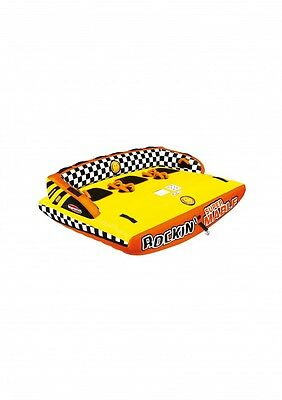 Rockin' Mable TRACTABLE DOUBLE RIDER – toboggan pour 2 personnes