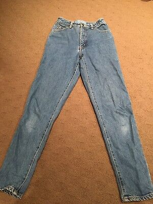 Vintage Blue Denim 'Something' Classic Edwin Jeans, Used, XS, $60