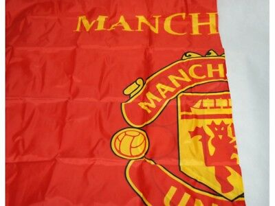 Football Large Flag Go Manchester United Football Club Premier League Champions