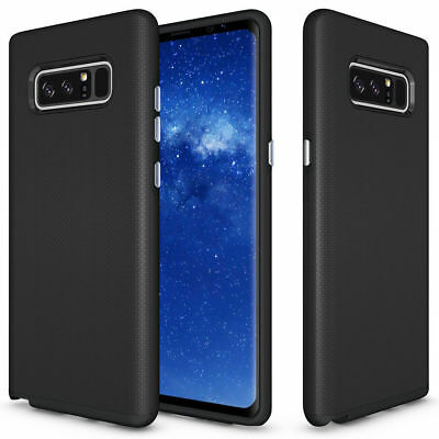 Case for Samsung Galaxy Note 8 Case Hybrid Armour Clear Designer Soft Cover Note