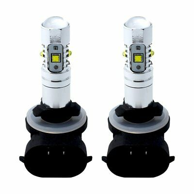 CREE LED Head Light Bulb Lamps for Polaris Sportsman/Ranger 800 4011066, 4030048