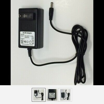 AC Adapter For RCA TV LED HDTV DVD Combo Power Supply Charger