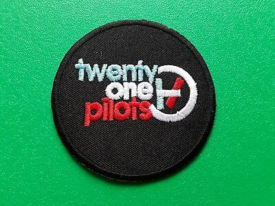 PUNK ROCK HEAVY METAL MUSIC SEW MATCHBOX 20 TWENTY IRON ON PATCH: