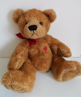 "Collectable vintage brown bear ""Antonio"" by Russ Berrie"