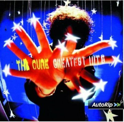 The Cure Greatest Hits [Audio CD] New Sealed