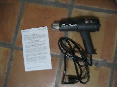 Blue-Point variable heat gun ETB 1600 new
