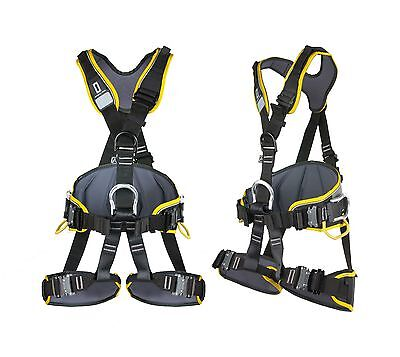 Singing Rock PROFI WORKER 3D Standard fully adjustable harness for a rope access