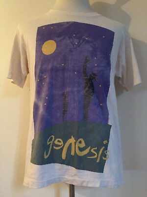 Original Vintage Genesis 1992 Concert Tour Shirt Men's Size Large!