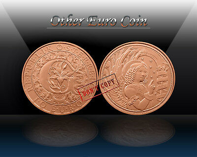 AUSTRIA 10 Euro 2017 ( Gabriel – the Revealing Angel ) Copper Commemorative Coin