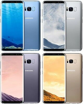 Samsung Galaxy S8 PLUS 64GB **Brand New- Unlocked**