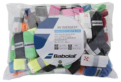 Babolat My Grip Overgrip Refill Bag - 70 Grips Included
