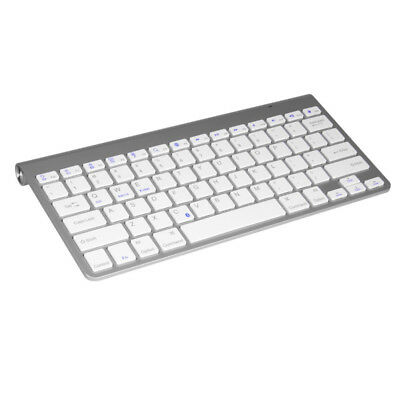 Laser Wireless Bluetooth Keyboard  -Mac style. Compatible Win, Mac, Android, ios