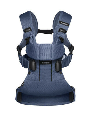 Baby Bjorn  One Carrier Air Mesh - Dark Blue