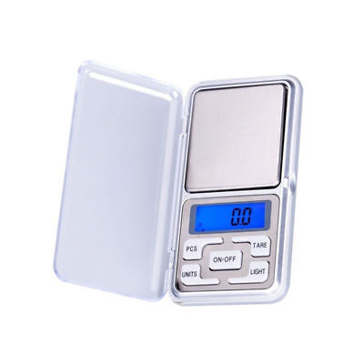 Electronic Pocket Scale Mini Digital Jewelry Weighing 0.01g Weight 200/500 Gram