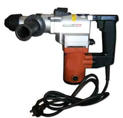 MILLERS FALLS ROTARY HAMMER - 800 Watts - 850 RPM w Carry Case