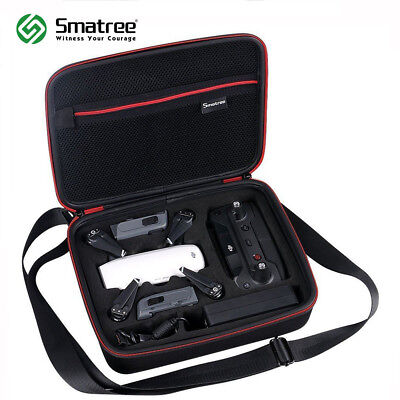 Smatree Carry Case for DJI Spark,3 Battery,Battery Charger and Remote Controller