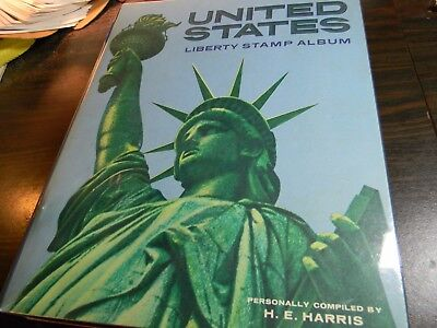 Massive US Postage Collection in Liberty Album! $612 Face Value+Old U.S! 70%FV
