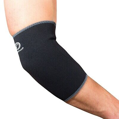 Optimum Sports Fitness Boxing MMA Neoprene Supportive Compression Elbow Support