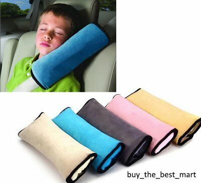 Car Auto Baby Kid Safety Seat Belt Harness Shoulder Cushion Pad Pillow Support