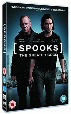 Spooks: The Greater Good [DVD]- Region 2 UK