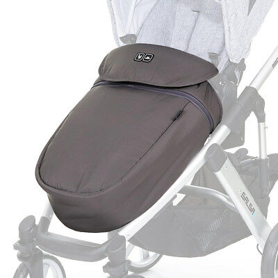 ABC Design Kinderwagen Buggy Beindecke Fußsack - Cloud
