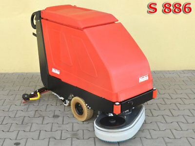 HAKO HAKOMATIC B 650 SCRUBBER DRYER / 511 mth / WARRANTY / 1500£ 0% TAX