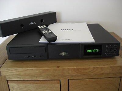 Naim UnitiLite - All in one streamer / music system