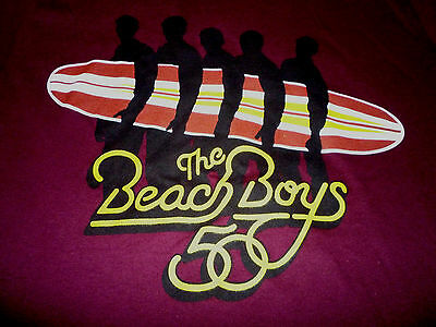 The Beach Boys Tour Shirt ( Used Size S ) Very Good Condition!!!