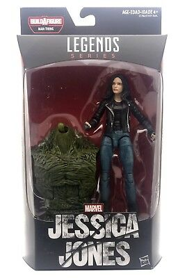 Marvel Knights Legends Action Figure Personaggio Jessica Jones Hasbro 15 Cm