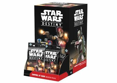 Star Wars Destiny Empire at War Booster Box (36 Packs) New/Sealed