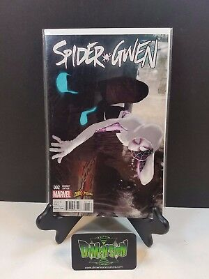 Spider Gwen #2 Comicxposure Parel Variant NM Marvel Comics Venom Mary Jane