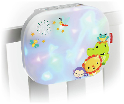 Fisher-Price Soothe N Play Light Show Sound Music Crib Bedtime Lights NEW BNIB