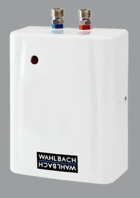 Wahlbach 5.5 kW Instant Small Electric Undersink Water Heater kitchen,bathroom