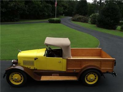 1923 Willys Overland Roadster Pickup -- 1923 Willys Overland Roadster Pickup